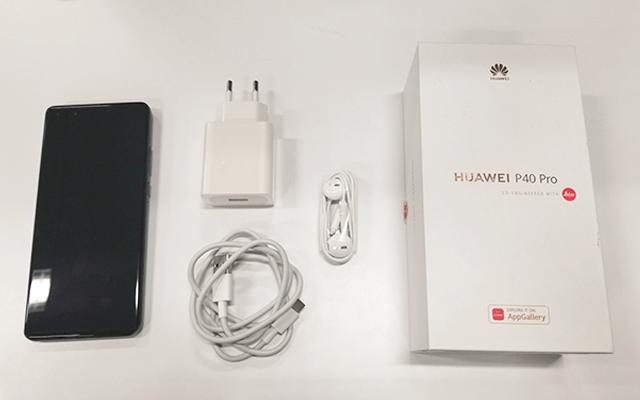 Huawei P40 Pro5Gのセット