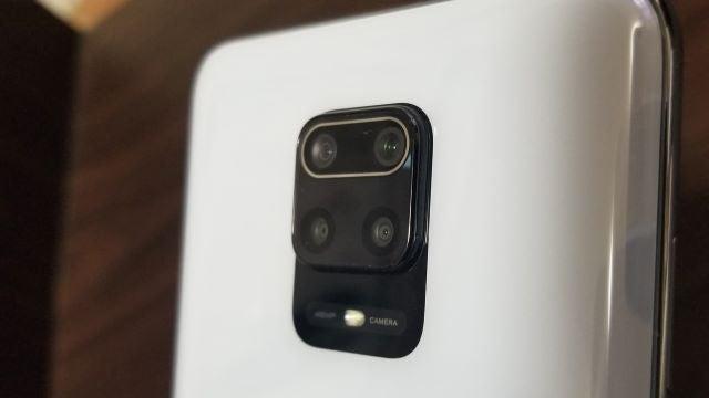 クアッドカメラ-Redmi