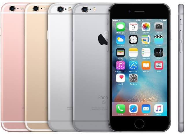 iPhone6sのデザイン