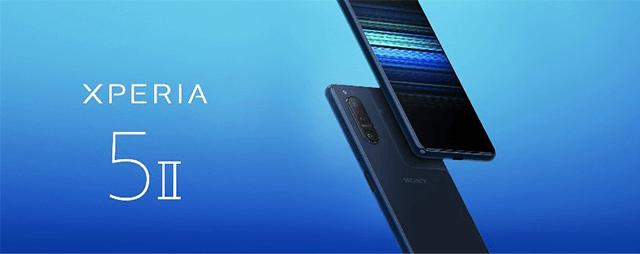 Xperia 5 II(エクスペリア ファイブ マークツー)| Xperia(エクスペリア)公式サイト