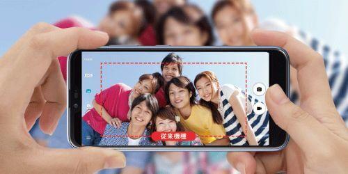 ワイモバイルのiAndroid One S6記事インサート画像