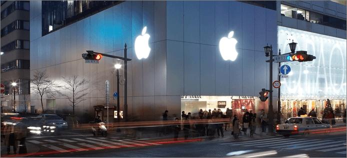 Apple Storeの写真