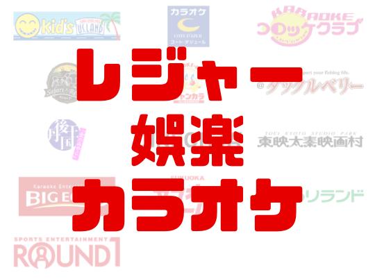 PayPay使える店レジャー娯楽カラオケ