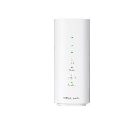 モバイルルーター「Wi-Fi NEXT WX06」