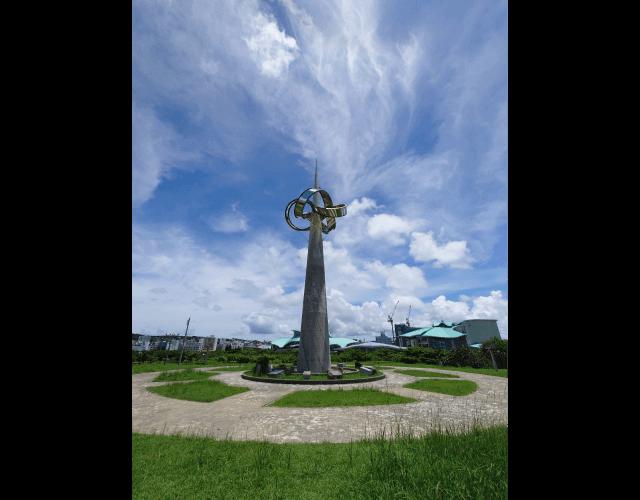Xperia 1 Ⅲの広角写真