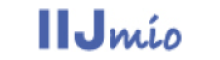 IIJmioのロゴ