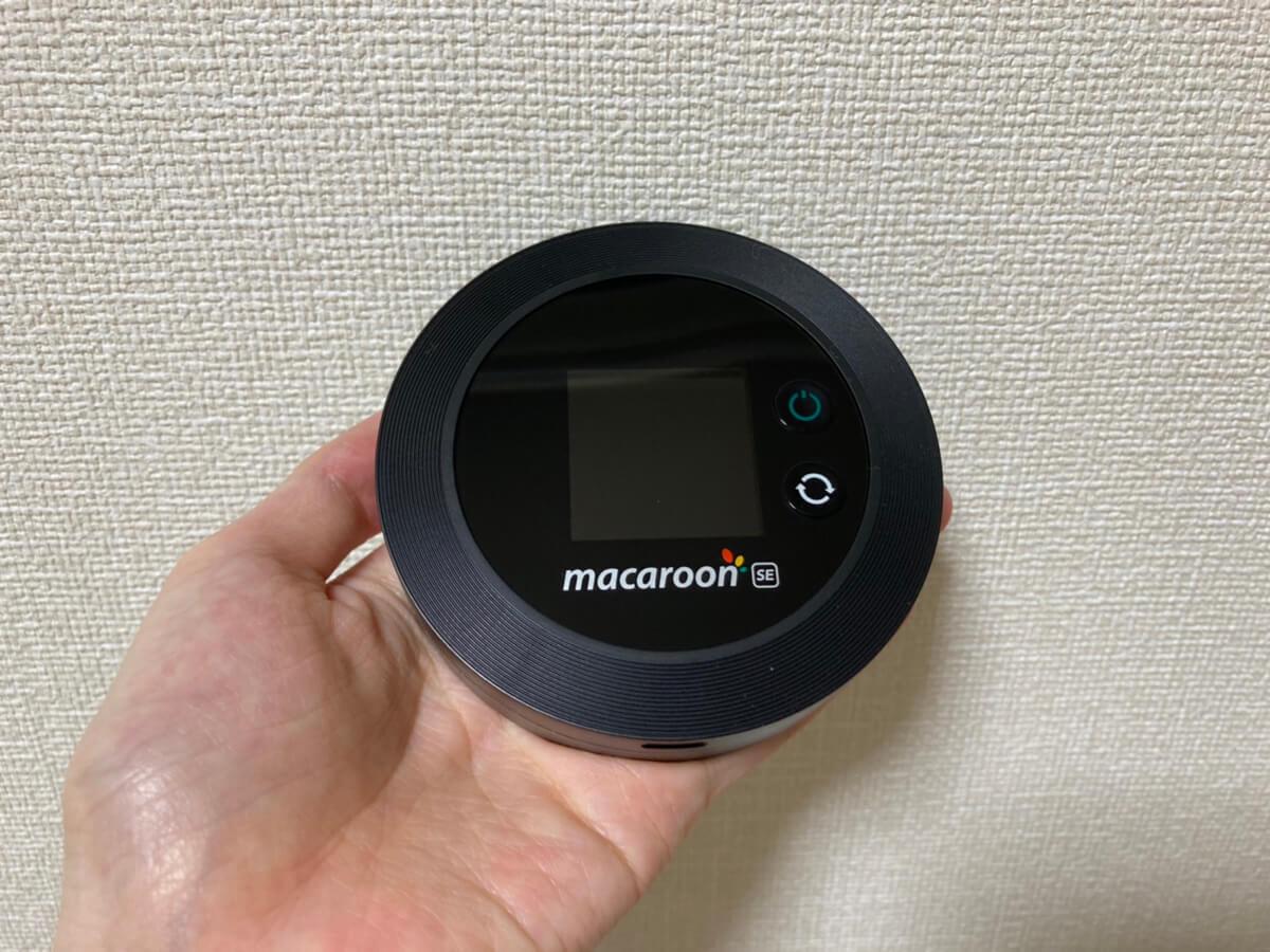 macaroonSEの端末の写真
