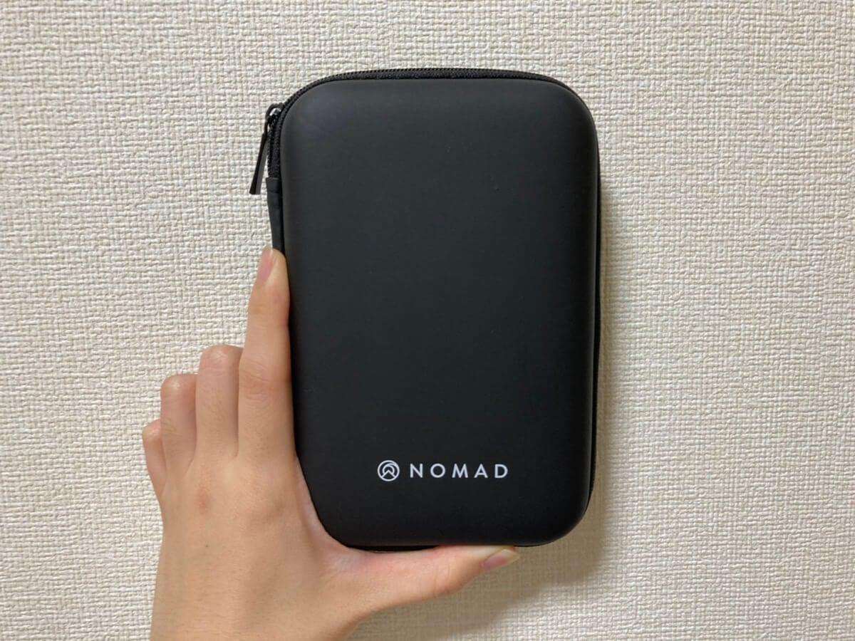 NomadWiFiのケースの写真