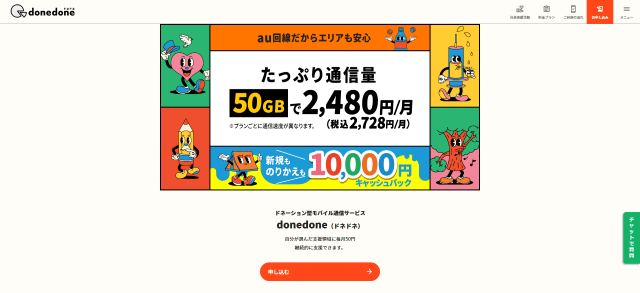 donedone TOP