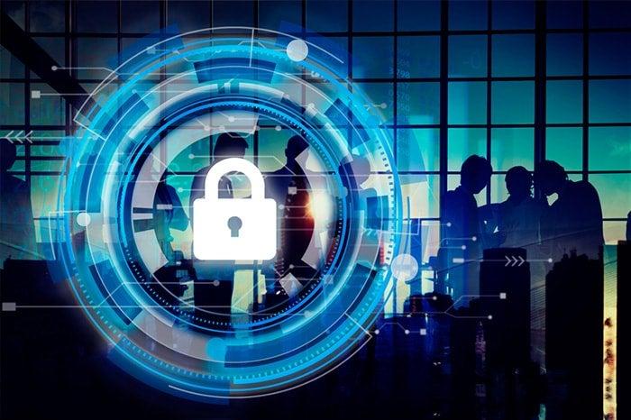 WiMAXのセキュリティのイメージ