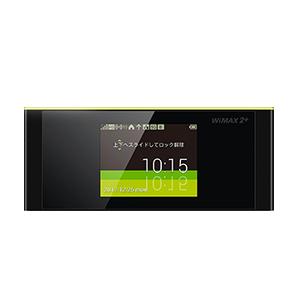 WiMAXのSpeed Wi-Fi NEXT W05本体画像