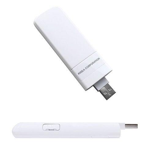 USBメモリのようなサイズ「ピクセラ:PIX-MT100」