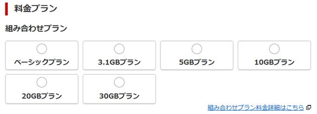 楽天モバイル公式「SMS付きSIMへの申込み方法」②