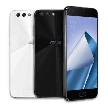 ASUS ZenFone 4 カスタマイズ:iijimio「コミコミセット」