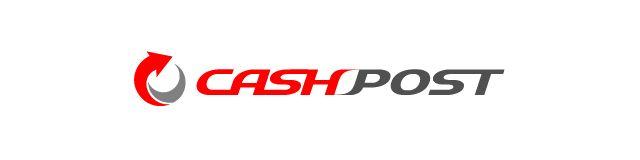 CASH POSTのロゴ