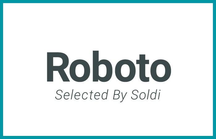 Android4.0以降の標準フォントRoboto