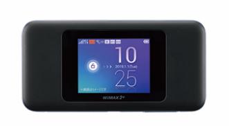 UQWiMAX「Speed Wi-Fi NEXT W06」